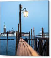Timeless Venice Canvas Print