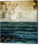 Timeless Voyage II Canvas Print