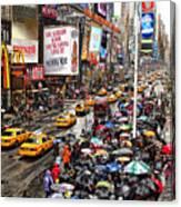 Times Square 1 Canvas Print