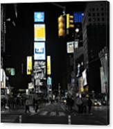 Times Square New York City Big Apple Canvas Print
