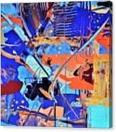 Timestorm Canvas Print