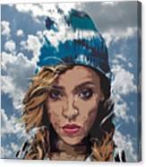 Tinashe Canvas Print