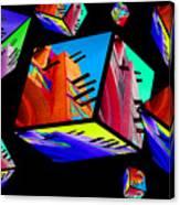 Tinbuck3 Canvas Print