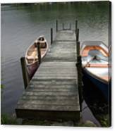 Tinmouth Pond Vermont Canvas Print