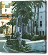 Tinson's Corner Canvas Print