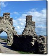 Tintagel Castle 2 Canvas Print