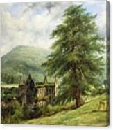 Tintern Abbey  Canvas Print