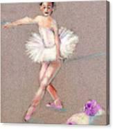 Tiny Dancer Canvas Print