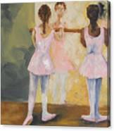 Tiny Dancers  Canvas Print