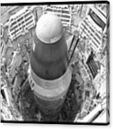 Titan Missile Site Museum Canvas Print