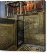 Titus Flavius Clemens Canvas Print