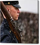 To Guard With Honor Canvas Print