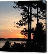 Tofino Sunset IIi Ss 1031 Canvas Print