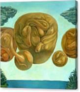 Tohu Vavohu Canvas Print