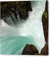 Toketee Falls 3 Canvas Print