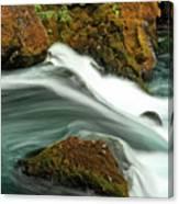 Toketee Falls 8 Canvas Print
