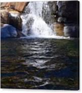 Tokopah Falls Trail Canvas Print