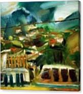 Toledo Canvas Print