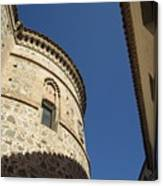 Toledo Castle II Canvas Print