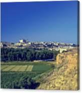 Toledo City Canvas Print