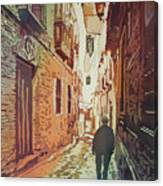 Toledo Morning Canvas Print