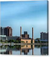 Toledo Skyline Canvas Print