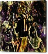 Tom Brady Under Pressure 03c Canvas Print