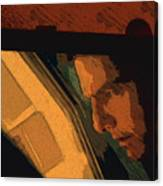 Tom Cruise Canvas Print