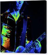 Cosmic Guitar 3 Canvas Print