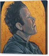 Tom Waits 2 Canvas Print