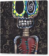 Toma Mi Corazon Canvas Print