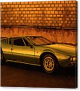 Tomaso Mangusta Mixed Media Canvas Print