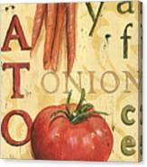 Tomato Soup Canvas Print