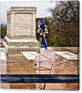 Tomb Of The Unknown Soldiers Canvas Print