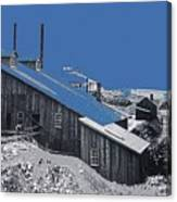 Tombstone Mine And Milling Company Unknown Date - 2013 Canvas Print