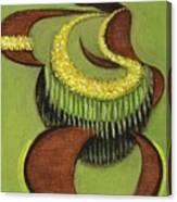 Tommervik Abstract Hula Dancer Hawaii Art Print Canvas Print
