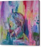 Tommii Canvas Print