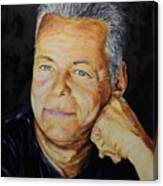 Tommy Emmanuel Guitar Virtuoso Canvas Print