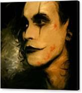 Tonight Is The Night Canvas Print