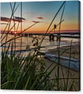 Tonights Sunset Canvas Print