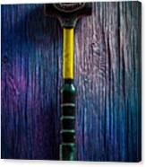 Tools On Wood 44 Canvas Print