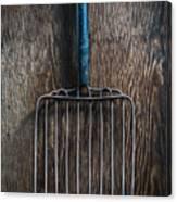 Tools On Wood 66 Canvas Print