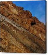 Top Of The Cliff Canvas Print