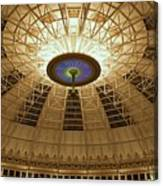 Top Of The Dome Canvas Print