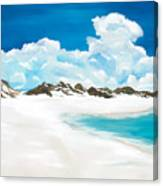 Topsail Hill Canvas Print