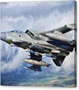 Tornado Gr4 - 2 Canvas Print