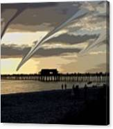 Tornado Watch Canvas Print