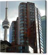 Toronto 1 Canvas Print