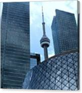 Toronto Soaring Canvas Print