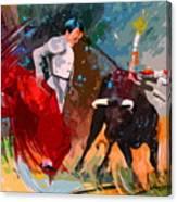 Toroscape 05 Canvas Print